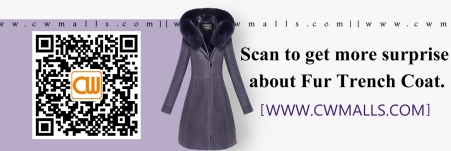 CWMALLS Womens Fur Trench Coat QR.jpg